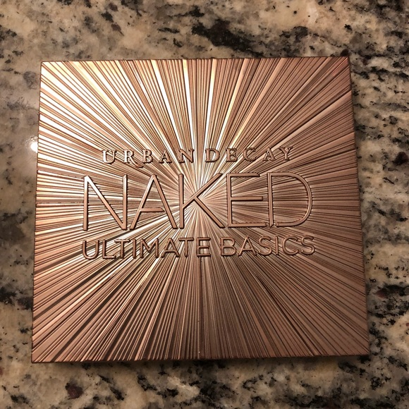 Urban Decay Other - P4P🐶Urban Decay Naked Basics